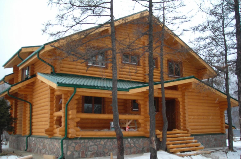 И отделка деревянных домов и бань